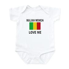 Malian Women Love Me Infant Bodysuit