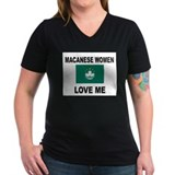 Macanese Women Love Me Shirt