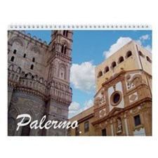 Palermo Wall Calendar