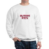 Budgies Rock Sweatshirt