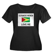 Guyanese Women Love Me T