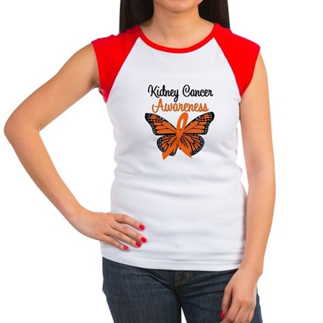 KidneyCancerAwareness Women's Cap Sleeve T-Shirt