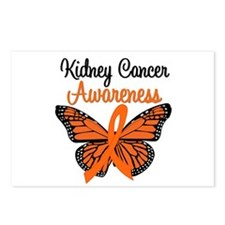 KidneyCancerAwareness Postcards (Package of 8)