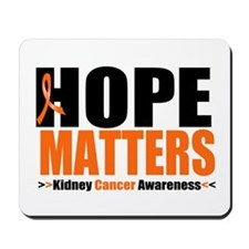 Hope Matters Kidney Cancer Mousepad