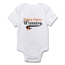 Kidney Cancer Warrior Infant Bodysuit