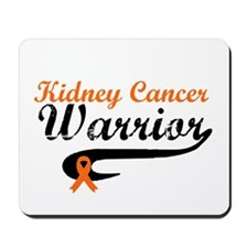 Kidney Cancer Warrior Mousepad