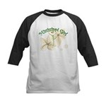 Mississippi Girl Kids Baseball Jersey