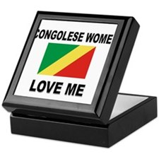 Congolese Women Love Me Keepsake Box