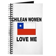 Chilean Women Love Me Journal