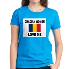 Chadian Women Love Me Tee