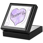 Mississippi Girl Keepsake Box