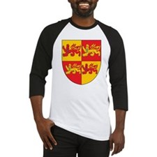 Wales Coat Of Arms Baseball Jersey