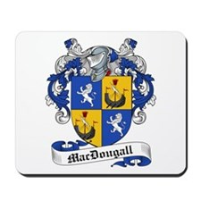 MacDougall Family Crest Mousepad