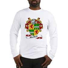 MacDuff Family Crest Long Sleeve T-Shirt