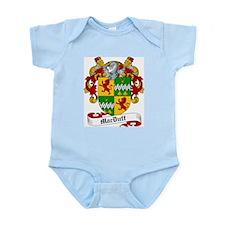 MacDuff Family Crest Infant Creeper
