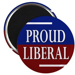 Proud Liberal Magnet