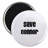 Save Connor Magnet