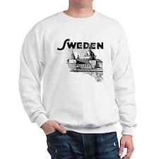 Sweden Castle Sweatshirt