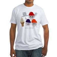 Italian ice mafia - Fitted Tee