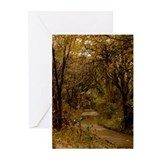 Autumn on Fish Creek Greeting Cards (Pk of 10)