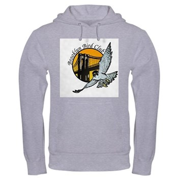 Brooklyn Bird Club Hooded Sweatshirt