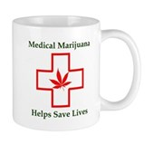 Helps Save Lives Small Mug