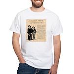 Annie & Jennie White T-Shirt