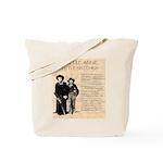 Annie & Jennie Tote Bag