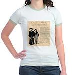 Annie & Jennie Jr. Ringer T-Shirt