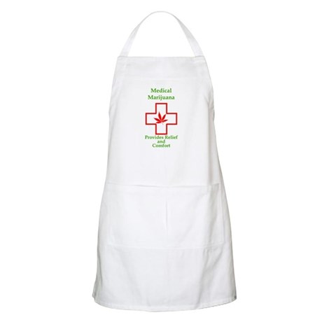 Relief and Comfort - style 2b BBQ Apron