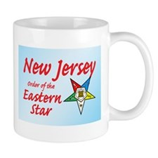 New Jersey Eastern Star Coffee Mug