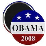 """Barack Obama 2008 Election 2.25"""" Magnet (10 p"""