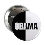 "Obama Racial Unity 2.25"" Button"