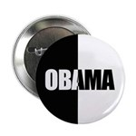 """Obama Racial Unity 2.25"""" Button (10 pack)"""