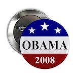 "Barack Obama 2008 Election 2.25"" Button (10 p"