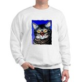 Painted Fat Cat Sweatshirt
