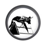 schutzhund obedience Wall Clock