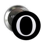 """O 2.25"""" Button (10 pack)"""
