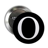 "O 2.25"" Button (10 pack)"