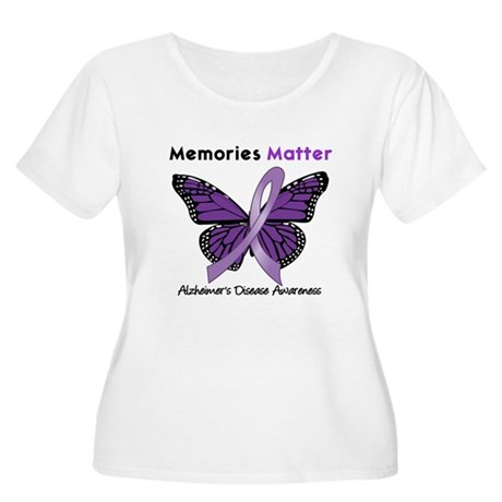 AD Memories v2 Women's Plus Size Scoop Neck T-Shir