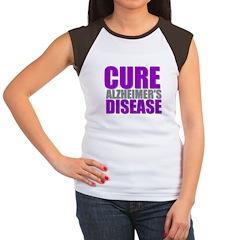 AD Cure Women's Cap Sleeve T-Shirt