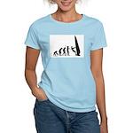 Windsurfer Evolution Women's Light T-Shirt