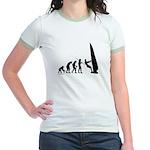 Windsurfer Evolution Jr. Ringer T-Shirt
