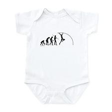 Pole Vault Evolution Infant Bodysuit