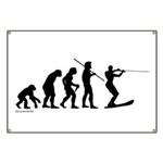 Water Ski Evolution Banner