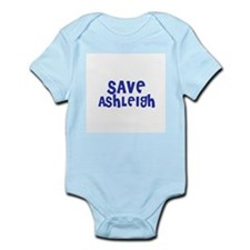 Save Ashleigh Infant Creeper