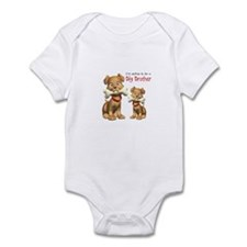 Dogs Big Brother Infant Bodysuit