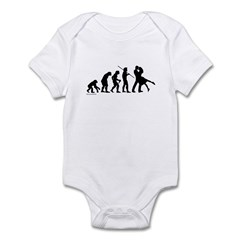 Dance Evolution Infant Bodysuit