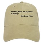 Patton Lead Follow Quote Cap