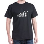 Cheerleader Evolution Dark T-Shirt